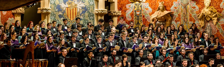 Orfeó Català Orfeo Catala De Barcelona La Mort de L'Escola